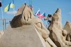 Jelgavā  aizvadīts jau 12. Starptautiskais smilšu skulptūru festivāls 27