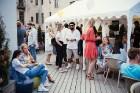 «Pullman Riga Old Town» viesnīcā ar ballīti atklāta skaistā jumta terase 15