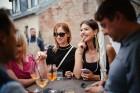 «Pullman Riga Old Town» viesnīcā ar ballīti atklāta skaistā jumta terase 25