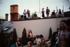«Pullman Riga Old Town» viesnīcā ar ballīti atklāta skaistā jumta terase 38