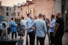 «Pullman Riga Old Town» viesnīcā ar ballīti atklāta skaistā jumta terase 37