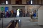 Krāslavas novada Indrā atklāts Latvijā vienīgais Laimes muzejs 2