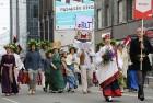 Dziesmu un deju svētku atklāšanas gājiens pulcē Rīgā visus Latvijas novadus (701-800) 19
