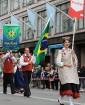 Dziesmu un deju svētku atklāšanas gājiens pulcē Rīgā visus Latvijas novadus (701-800) 20