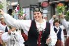 Dziesmu un deju svētku atklāšanas gājiens pulcē Rīgā visus Latvijas novadus (701-800) 36
