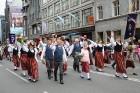 Dziesmu un deju svētku atklāšanas gājiens pulcē Rīgā visus Latvijas novadus (701-800) 49
