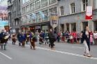 Dziesmu un deju svētku atklāšanas gājiens pulcē Rīgā visus Latvijas novadus (701-800) 60