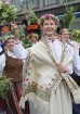 Dziesmu un deju svētku atklāšanas gājiens pulcē Rīgā visus Latvijas novadus (701-800) 66
