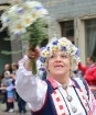 Dziesmu un deju svētku atklāšanas gājiens pulcē Rīgā visus Latvijas novadus (701-800) 67