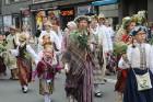 Dziesmu un deju svētku atklāšanas gājiens pulcē Rīgā visus Latvijas novadus (701-800) 71