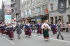 Dziesmu un deju svētku atklāšanas gājiens pulcē Rīgā visus Latvijas novadus (701-800) 85