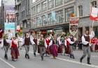 Dziesmu un deju svētku atklāšanas gājiens pulcē Rīgā visus Latvijas novadus (701-800) 93