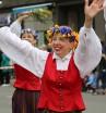 Dziesmu un deju svētku atklāšanas gājiens pulcē Rīgā visus Latvijas novadus (701-800) 94