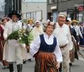 Dziesmu un deju svētku atklāšanas gājiens pulcē Rīgā visus Latvijas novadus (801-845) 19