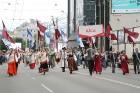 Dziesmu un deju svētku atklāšanas gājiens pulcē Rīgā visus Latvijas novadus (801-845) 20
