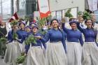 Dziesmu un deju svētku atklāšanas gājiens pulcē Rīgā visus Latvijas novadus (801-845) 29