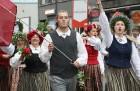 Dziesmu un deju svētku atklāšanas gājiens pulcē Rīgā visus Latvijas novadus (801-845) 30