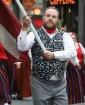 Dziesmu un deju svētku atklāšanas gājiens pulcē Rīgā visus Latvijas novadus (801-845) 32