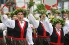 Dziesmu un deju svētku atklāšanas gājiens pulcē Rīgā visus Latvijas novadus (801-845) 35