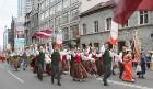 Dziesmu un deju svētku atklāšanas gājiens pulcē Rīgā visus Latvijas novadus (801-845) 39
