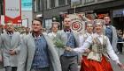 Dziesmu un deju svētku atklāšanas gājiens pulcē Rīgā visus Latvijas novadus (801-845) 41