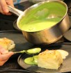 Šefpavāre Svetlana Riškova pēc pasūtījuma rīko gastronomisko piedzīvojumu «Šefpavāra galds Kempinski gaumē» 18