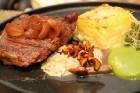 Šefpavāre Svetlana Riškova pēc pasūtījuma rīko gastronomisko piedzīvojumu «Šefpavāra galds Kempinski gaumē» 19