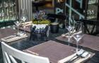 Elegantais Rīgas restorāns «International» viesiem piedāvā īpašu atmosfēru 1