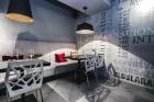 Elegantais Rīgas restorāns «International» viesiem piedāvā īpašu atmosfēru 3