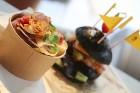 Otrais «Rīgas Burgeru Festivāls 2018» 4.08.2018 noskaidroja ātrāko ēdāju un labāko burgeru 1