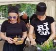 Otrais «Rīgas Burgeru Festivāls 2018» 4.08.2018 noskaidroja ātrāko ēdāju un labāko burgeru 49