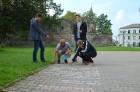Skolēni Valmierā aicina atzīmēt Dzejas dienas 7