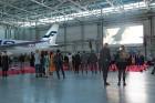 Somijas lidsabiedrība «Finnair» Helsinkos prezentē savu jauno filmu 14