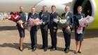 Latvijas lidsabiedrība «airBaltic» kopā ar lidmašīnu ražotāju «Airbus» no 2018. gada 6. līdz 8. novembrim pirmo reizi piedalās Ķīnas Starptautiskajā a 6