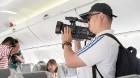 Latvijas lidsabiedrība «airBaltic» kopā ar lidmašīnu ražotāju «Airbus» no 2018. gada 6. līdz 8. novembrim pirmo reizi piedalās Ķīnas Starptautiskajā a 9