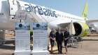 Latvijas lidsabiedrība «airBaltic» kopā ar lidmašīnu ražotāju «Airbus» no 2018. gada 6. līdz 8. novembrim pirmo reizi piedalās Ķīnas Starptautiskajā a 13