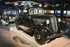 Rīgas Motormuzejs piedāvā izstādi par Latvijas bruņumašīnu no 1918.gada 8