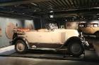 Rīgas Motormuzejs piedāvā izstādi par Latvijas bruņumašīnu no 1918.gada 10