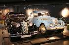 Rīgas Motormuzejs piedāvā izstādi par Latvijas bruņumašīnu no 1918.gada 21