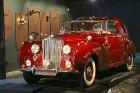 Rīgas Motormuzejs piedāvā izstādi par Latvijas bruņumašīnu no 1918.gada 25