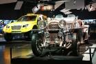 Rīgas Motormuzejs piedāvā izstādi par Latvijas bruņumašīnu no 1918.gada 33