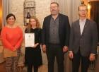 Latvijas vīnziņi ir pirmie Baltijā, kas svinīgā atmosfērā iegūst vīnziņa sertifikātus 11
