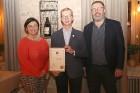 Latvijas vīnziņi ir pirmie Baltijā, kas svinīgā atmosfērā iegūst vīnziņa sertifikātus 15