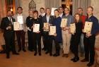 Latvijas vīnziņi ir pirmie Baltijā, kas svinīgā atmosfērā iegūst vīnziņa sertifikātus 25