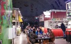 Kopš sestdienas (9.02.2019) oficiāli ir atvēries pirmais iekštelpu gastronomijas tirgus Latvijā «Centrālais Gastro Tirgus» 74