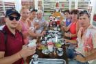 Travelnews.lv Dalatas pilsētā iepazīst kafijas grauzdētavu un restorānu. Atbalsta: 365 brīvdienas un Turkish Airlines 9