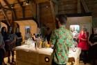 Kopā ar bārmeni Rūdolfu Milzarāju ikviens varēja izmēģināt savas prasmes kokteiļu pagatavošanā un uzzināt, kā pagatavot interesantus un baudāmus kokte 6