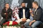 Hokeja fanu māja «Dinamo Rīga»: Latvija uzvar Austriju ar teicamu rezultātu. Atbalsta: «Rīga Istande Hotel» 4