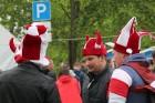 Hokeja fanu māja «Dinamo Rīga»: Latvija uzvar Austriju ar teicamu rezultātu. Atbalsta: «Rīga Istande Hotel» 28
