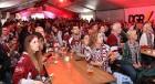 Hokeja fanu māja «Dinamo Rīga»: Latvija uzvar Austriju ar teicamu rezultātu. Atbalsta: «Rīga Istande Hotel» 35